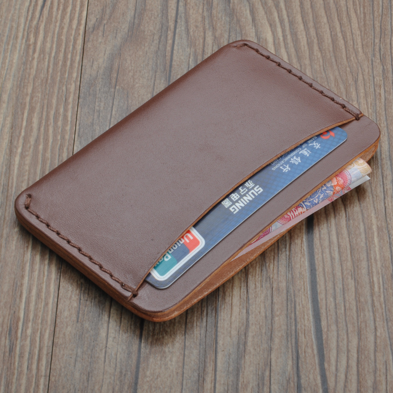 Handmade Card Holder Unisex 2016 Wallet s