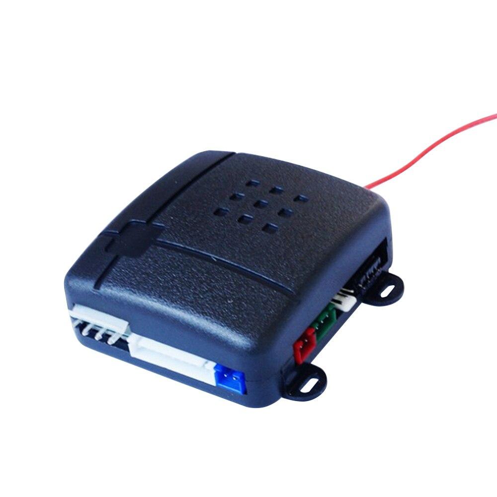 Alarme de voiture système de sécurité de véhicule sans clé 2 télécommande sirène klaxon