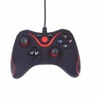 2 5M USB Wired GamePad Joypad Controller For Microsoft For Xbox 360 Gamepad Joystick PC Laptop