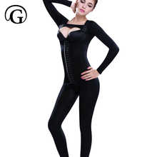 Recovery Body Shapers PRAYGER After Surgey Bodysuits Compression Belly Corset Slimming Arm Thigh Trimmer Shaperwear Bra Shaper - DISCOUNT ITEM  37% OFF All Category