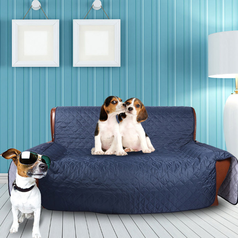 Waterproof Quilted Sofa Covers Pet Dog Sofa Cover Furniture Protector Sectional Sofa Couch Cover Washable 1/2/3 Seat|Sofa Cover| - AliExpress