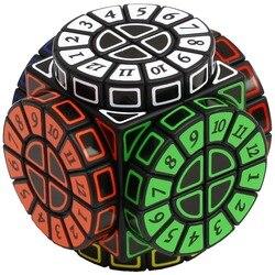 Hoge Kwaliteit Tijd Machine magische kubus tijd machine cube cubo met Extra gratis Stickers Collectie cube beste gift voor cubers