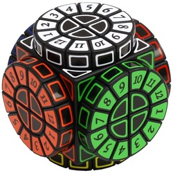 Hohe Qualität Zeit Maschine magie cube zeit maschine cube cubo mit Extra kostenloser Aufkleber Sammlung cube beste geschenk für cubers