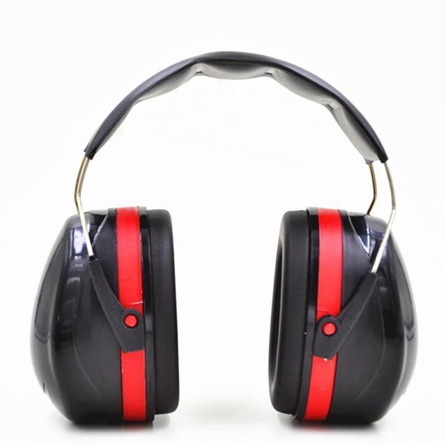 Звуконепроницаемые наушники снижения шума исследование сна анти-шум съемки наушники по охране безопасности труда инструменты