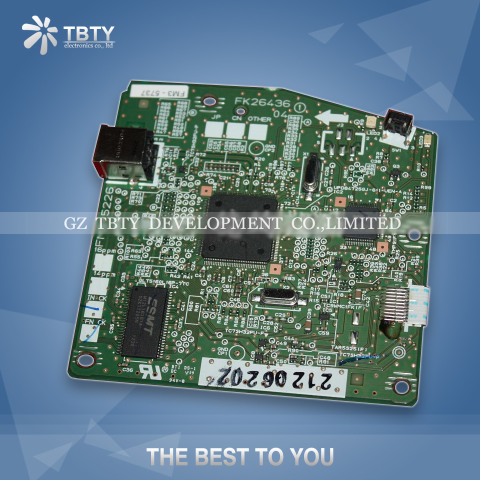 100% Test Main Board For Canon LBP 3108 3018 3050 LBP3108 LBP3018 Formatter Board Mainboard On Sale 100% test main board for canon lbp5100 lbp 5100 rm1 3515 formatter board mainboard on sale