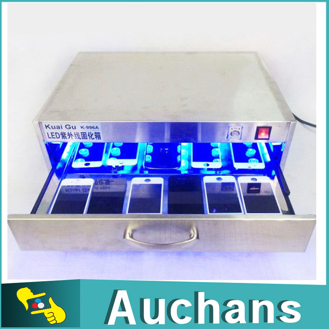 84w LED UV Curing Lamp UV Curing Box UV Curing Oven UV Glue Dryer For Lcd