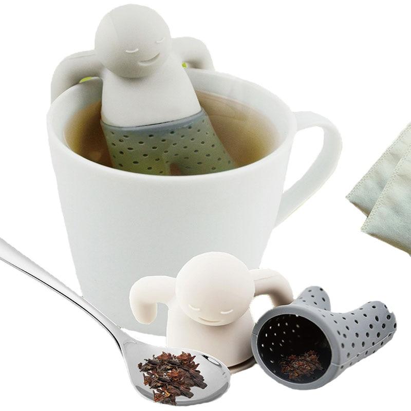 Silicone Tea Strainer Interesting Life
