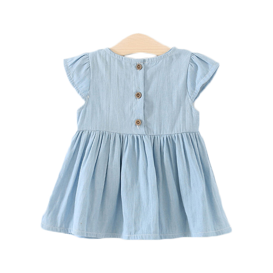 The-new-spring-and-summer-dress-baby-cowboy-bow-baby-princess-dress-casual-short-dress-baby-girl-cowboy-clothes-lovely-little-gi-2