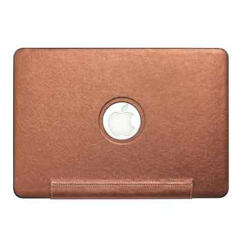 """For Apple Macbook Air 11\"""" 13\"""" Pro 13\"""" 15\"""" Pro With Touch Bar 12\'\' 13\"""" 15\"""" Elegant Silk Skin PU Leather Sleeve Cover Case A1990"""