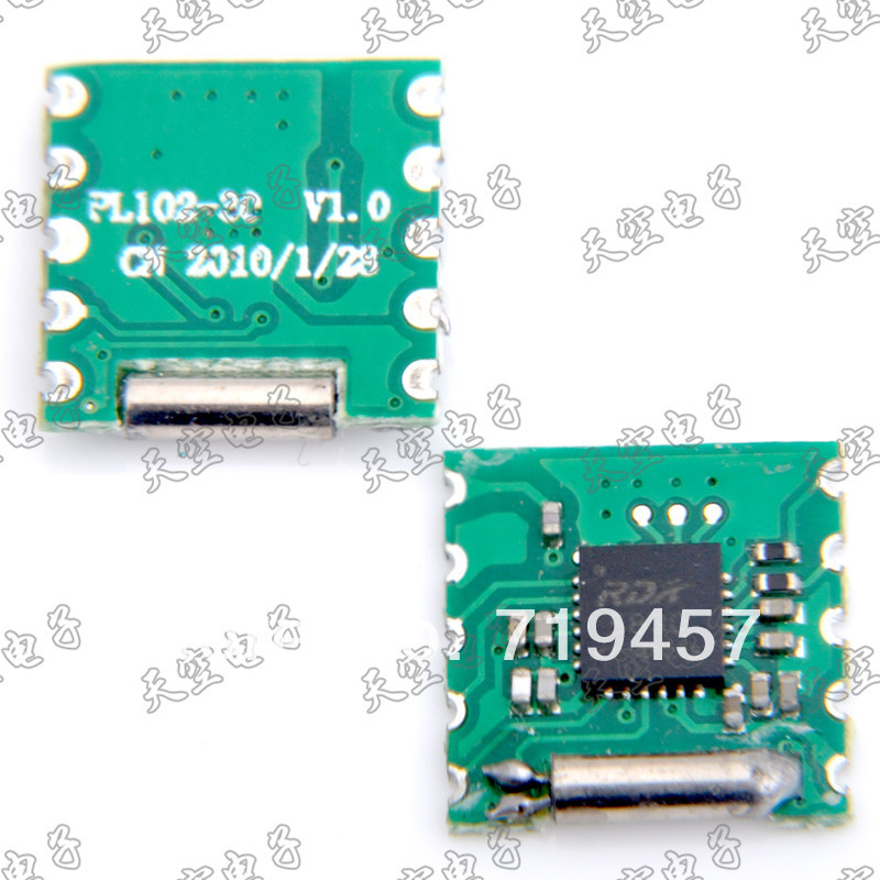 FREE SHIPPING 10PCS/LOT Rda5830 Am Fm Dual Band Fm Radio Module