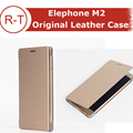 Elephone M2 Case 100% Official Original PU Leather Case Protector Back Cover For Elephone M2 Smart Phone