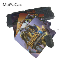 MaiYaCa Hot 2018 HeartStone  mouse pad with edge locking for internet game and office use 220mmX180mmX2mm and 250mmx290mmx2mm