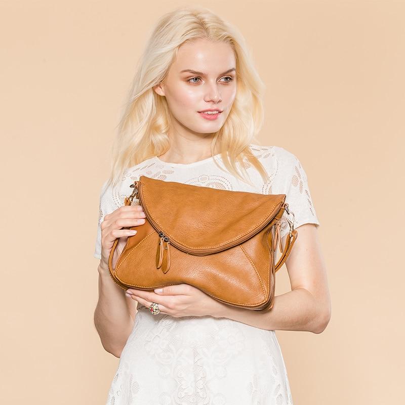 цена AMELIE GALANTI Women PU Leather Handbags Ladies Bag Designer Environmental Farbic Crossbody Purse over Shoulder Strap в интернет-магазинах