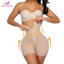 Bragas Lover Beauty de Control de cintura alta para recuperación del vientre, Realzador de glúteos de compresión, ropa interior adelgazante, faja posparto