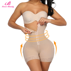 Image 1 - Lover Beauty High Waist Control Panties for Belly Recovery Compression Butt Lifter Slimming Underwear Postpartum Girdle
