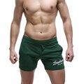 2016 New Men's Shorts Fitness Aerobics Bodybuilding Workout Force Exercise Styls Summer Men's Trunks Comfort Homewear