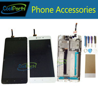 1PC Lot 5 0 Inch For Xiaomi Redmi 4A LCD Display Touch Screen Digitizer Assembly With
