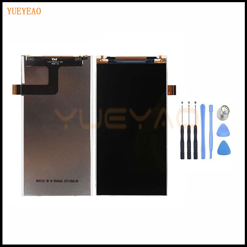 YUEYAO LCD For ZTE Blade GF3 LCD Display Screen Perfect Repair Parts for ZTE Blade GF3 Mobilephone Digital Accessory ReplacementYUEYAO LCD For ZTE Blade GF3 LCD Display Screen Perfect Repair Parts for ZTE Blade GF3 Mobilephone Digital Accessory Replacement