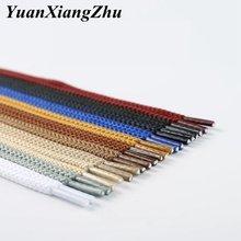 Шнурки для обуви круглые 14 цветов длина 80 100 120 140 160