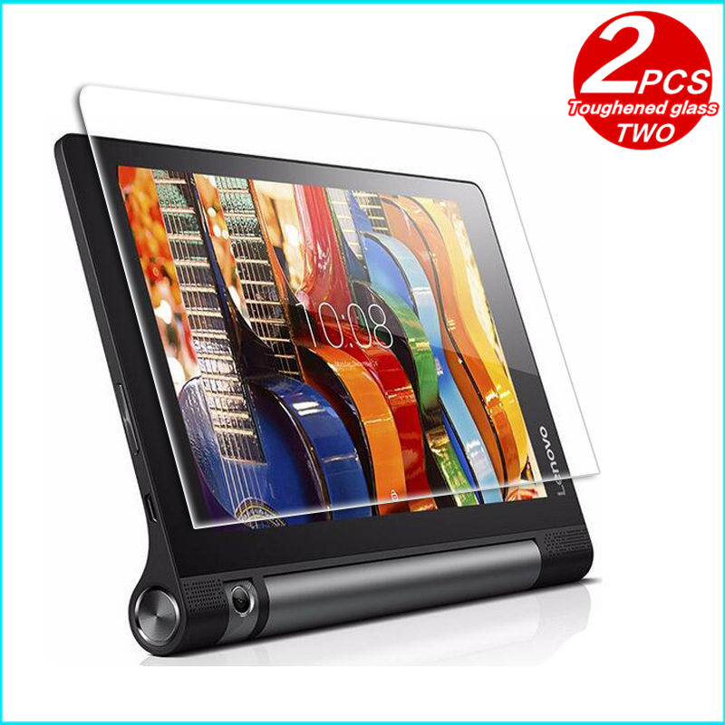 Tempered Glass membrane For Lenovo YOGA Tab 3 10 tab3 Steel film Screen Protection Toughened YT3 X50F X50M X50L Case glass 10.1 yoga tab 3 10 x50l x50m case soft silicone case cover for lenovo yoga tab 3 10 x50 yt3 x50l x50m 10 0 inch tablet stylus