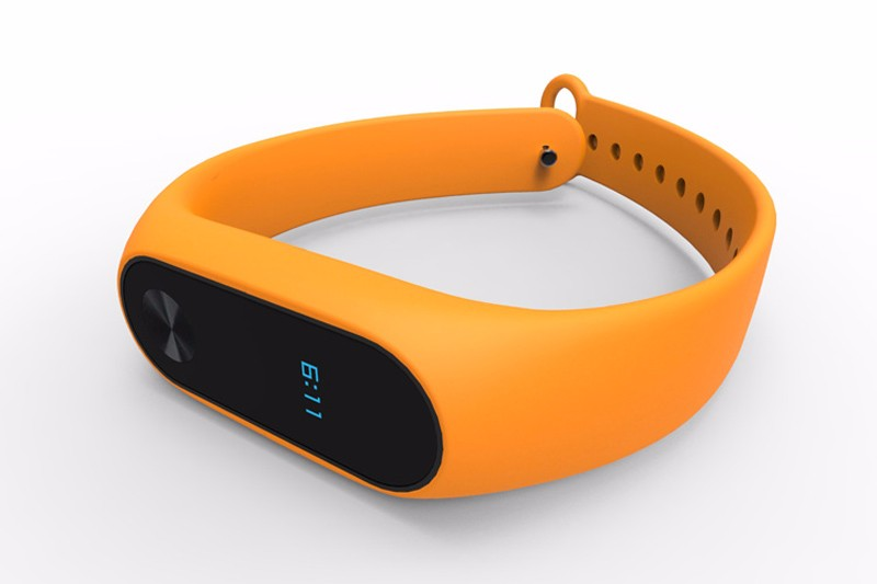 IN STOCK Xiaomi Mi Band 2 Colorful Silicone Strap For Xiaomi miband 2 Bracelet Replace Smart Wrist Strap Mi Band Accessories 26
