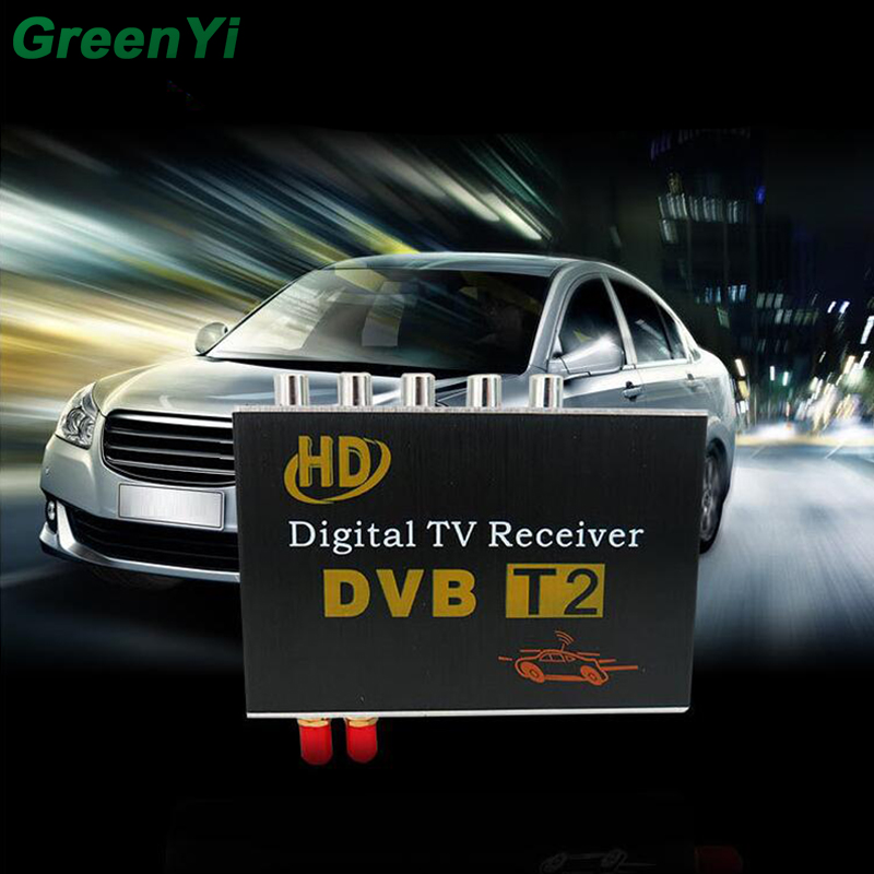 все цены на HD DVB-T2 TV Receiver Box For Car GPS Radio Android 7.1 Android 8.0 For Russia Singapore Malaysia And Other DVB-T2 Reigon онлайн