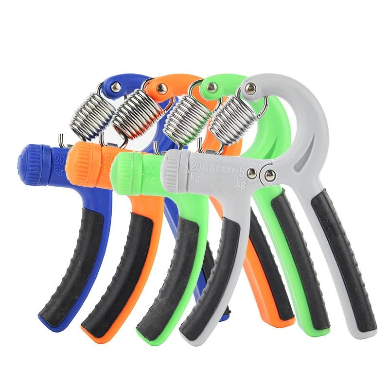 Højkvalitets Stærk greb med justerbar 5-20 kg håndrehabiliteringstræning refererer til kraften Træk træning Håndgreb