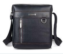 Livraison gratuite 2014 nouvelle arrivée vente chaude mode hommes sacs, hommes en cuir messenger sac, marque sac d'affaires, en gros prix