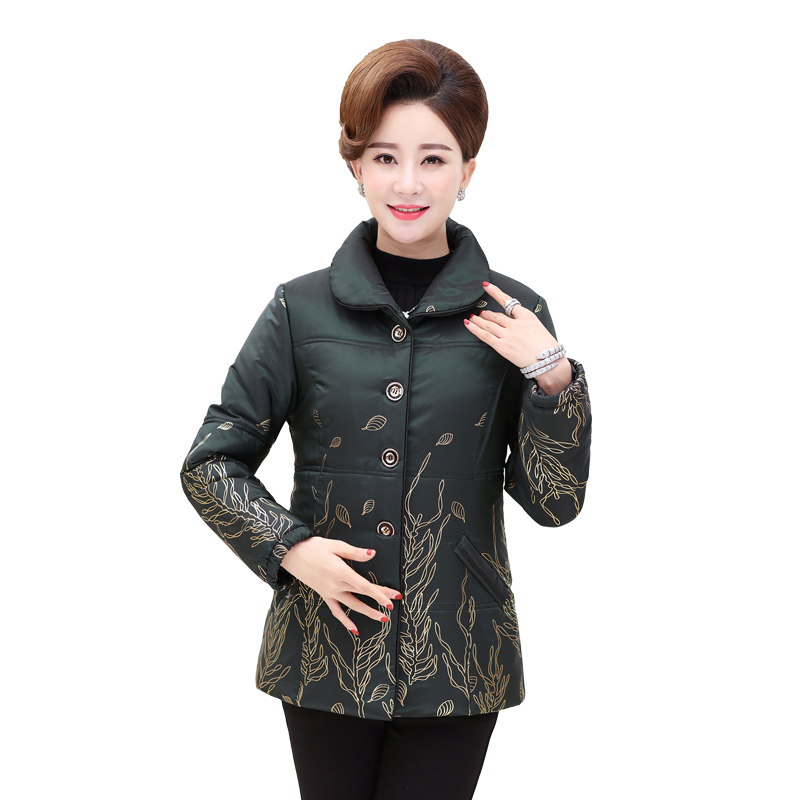 ФОТО Winter Jacket Women New Arrive Female Causal Solid Cotton Coat Parka Fashion Lapel Women Parka Coats