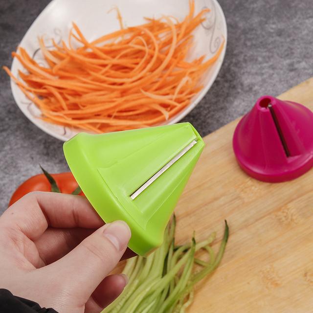Stainless Steel Vegetable Slicer