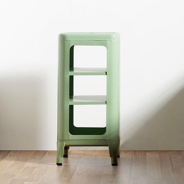Mobili Soggiorno moderno Mini ferro arca cucina creativa camera da ...