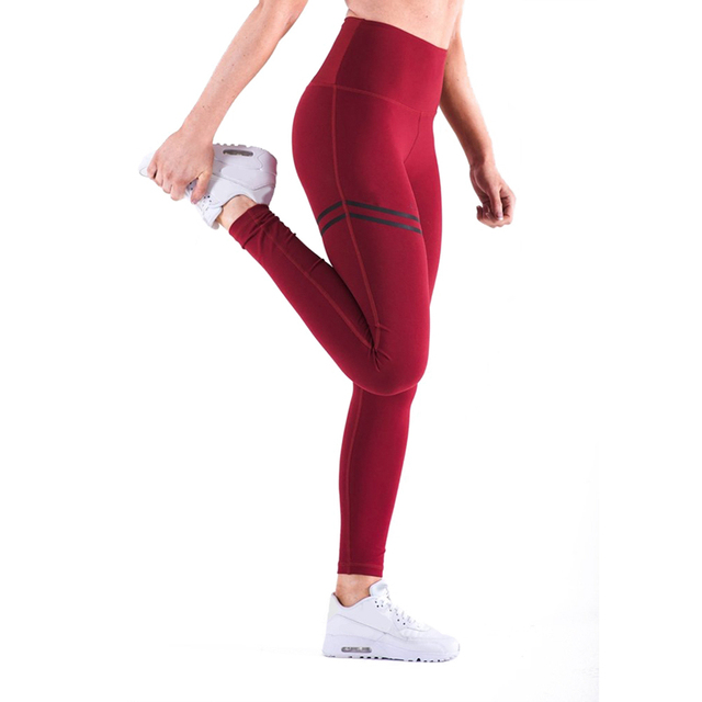 2019 Women Sport Pants Sexy Push Up Gym Sport Leggings Women Running Tights Skinny Joggers Pants Compression Gym Pants Soft 1