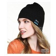 цена на Riotcats Wireless Bluetooth Earphone Smart Headset headphone Speaker Mic Winter Outdoor Sport Stereo Music Hat