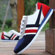 Men 's casual shoes fashionable breathable canvas shoes men' s shoes rosh e run