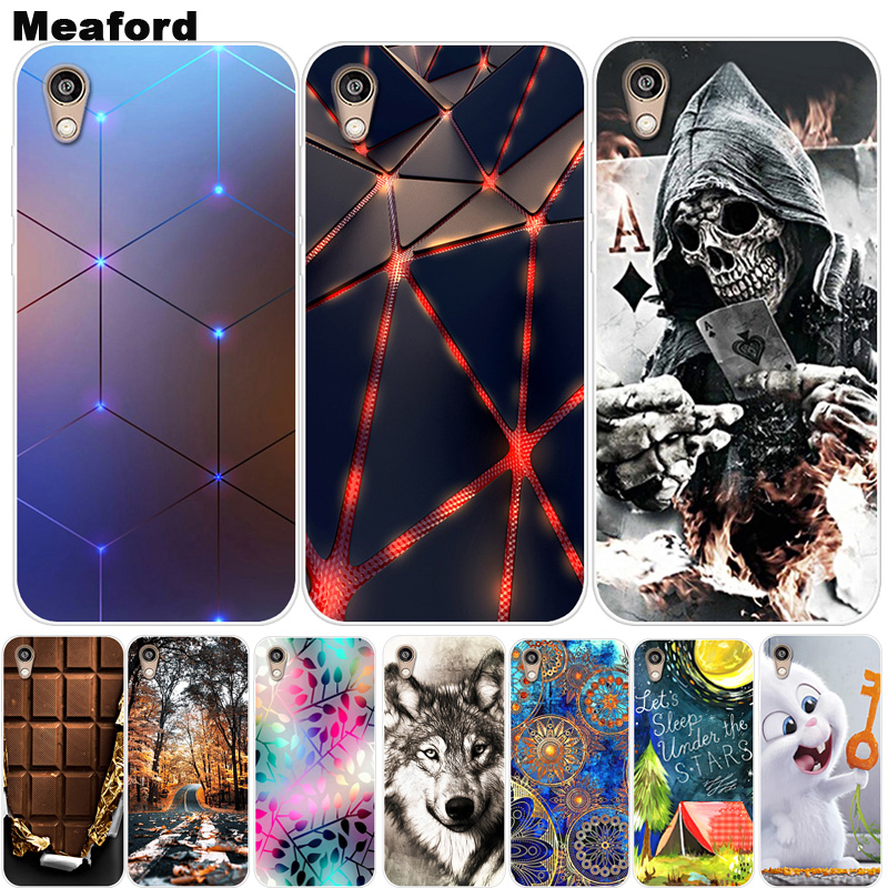 Honor 8S Case For Huawei Honor 8S Cover Soft Silicone Back Cover Phone Case on For Huawei Honor 8S KSE-LX9 8 S S8 Honor8S 5.71
