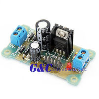 L7806 LM7806 Step Down 8V 35V To 6V Power Supply Module DIY Kit