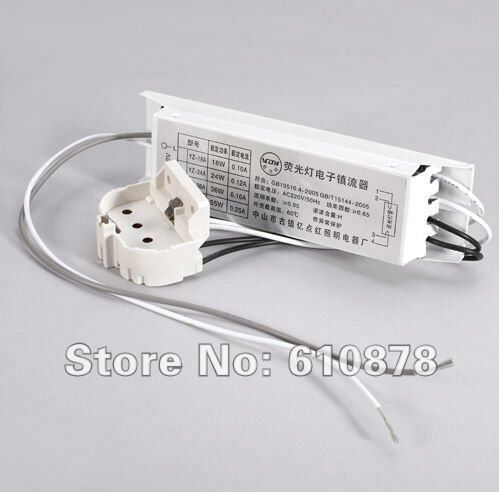 Ac180 250 V Fluorescent 24 W Lampes Eclairage Ballast Electronique