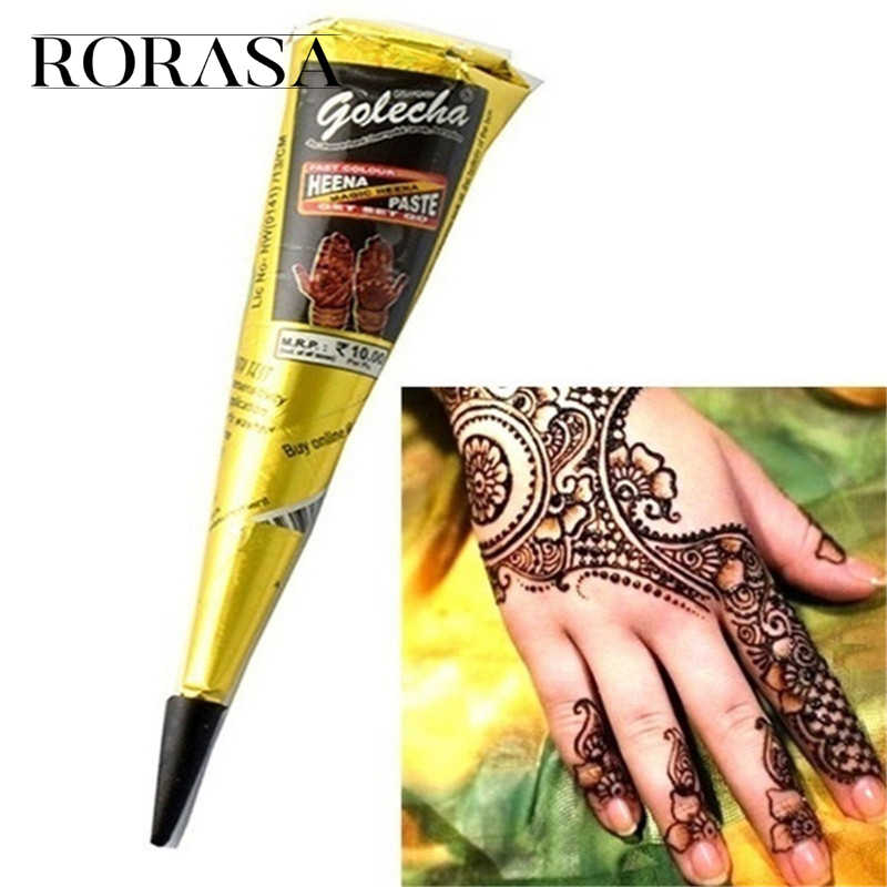 e4db61be0 Detail Feedback Questions about New Black brown red white Henna ...
