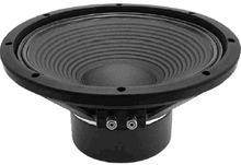 Fostex W300AII 12″ (8 ohms) Cobalt magnetic Woofer HIFI DIY Audio