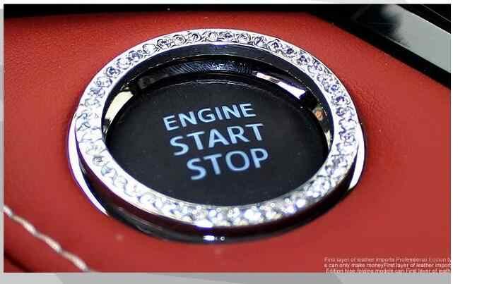 سيارة مفتاح إشعال أعواد تزيين ل جيب رانجلر ميني كوبر فولكسفاغن تويوتا bmw e46 مازدا 3 اكسسوارات السيارات التصميم