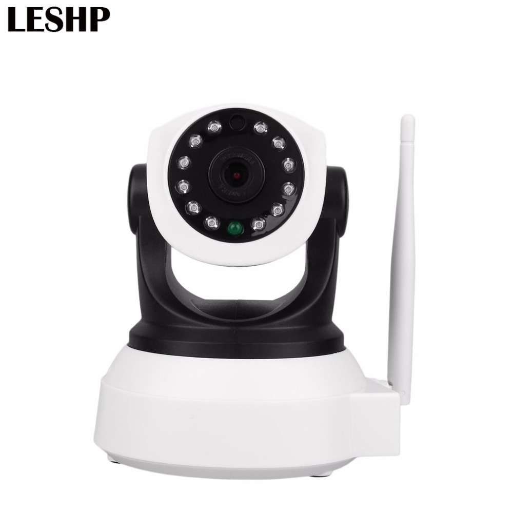 цена на 720P HD Wireless Network IP Camera Wi-Fi Home Monitor Camera with Smartphone Alerts and App Set-up Baby monitor