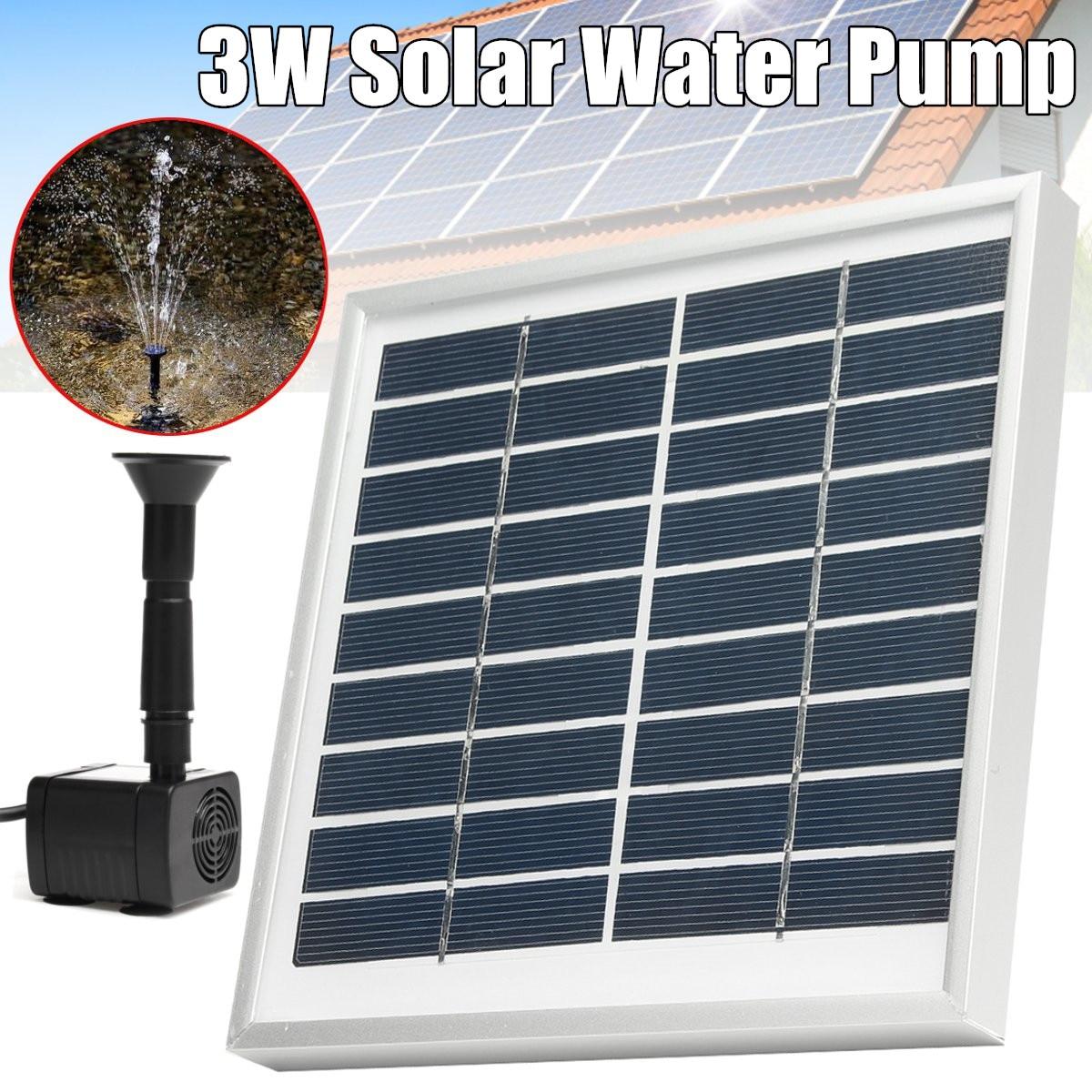 3W Solar Pump,DC Pump Brushless Motor Water Pump,Aquarium Submersible,Rockery Fountain Garden solar pumps цены