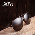 20/20 Brand Retro Sunglasses Men Vintage Women Alloy Frame Glasses Unisex Eyewear Driving Sun Glasses Oculos PC119