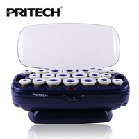 New Hot 2014 Pritech Perfect Rapid Hair Styler DIY Hair Curler Hair Roller Set Magic Hair
