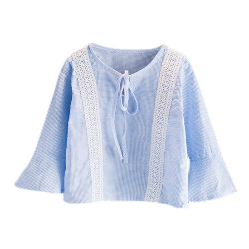 New Style Girl Clothes Set Lato z długim rękawem T-shirt z - Ubrania dziecięce - Zdjęcie 5