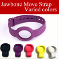 2016 newest colorful reloj bluetooth replacement TPU  wrist strap for Jawbone UP Move Strap Bracelet No Tracker with S L size