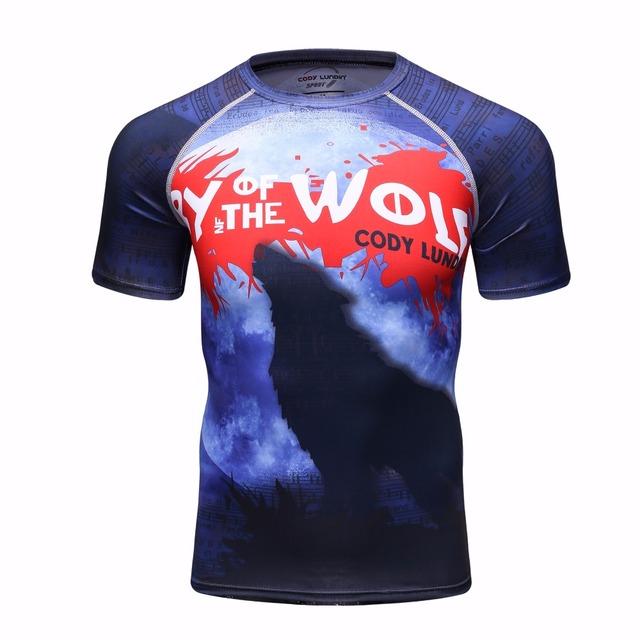 Men's MMA Compression Shirt