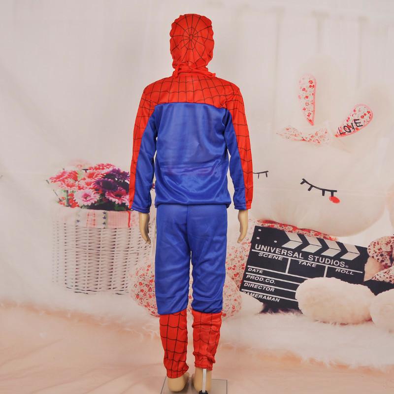 3 styles kids baby superhero spider man superman batman spiderman cosplay carnival halloween costume child accessories for kids 25