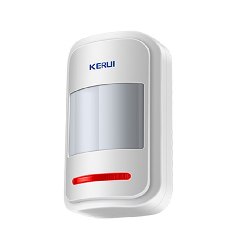 KERUI Wireless PIR Motion Sensor Detector Touch Keypad Panel GSM PSTN Home House Security Burglar Voice Alarm System yobangsecurity touch keypad wifi gsm gprs home security voice burglar alarm ip camera smoke detector door pir motion sensor