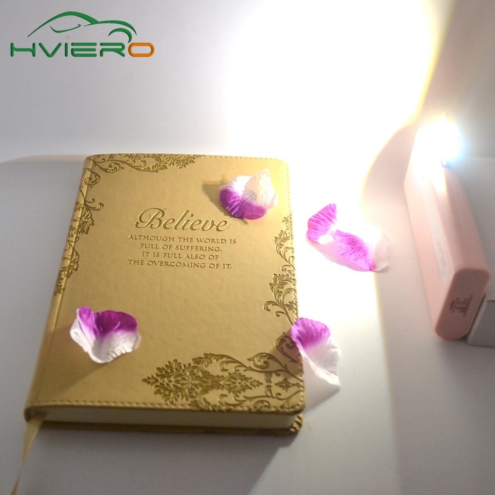 5pcs prenosni mini napajalnik 3LED nočna namizna svetilka 1W 5V - Nočne svetilke - Fotografija 4